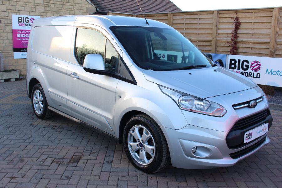 FORD TRANSIT CONNECT 200 TDCI 115 L1 H1 LIMITED SWB LOW ROOF - 7382 - 3