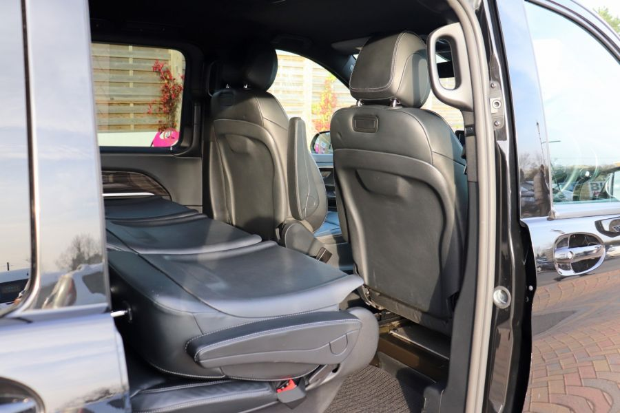 MERCEDES V-CLASS V250 CDI 190 BLUETEC SPORT EXTRA LONG 8 SEATS 7G-TRONIC PLUS - 11788 - 54