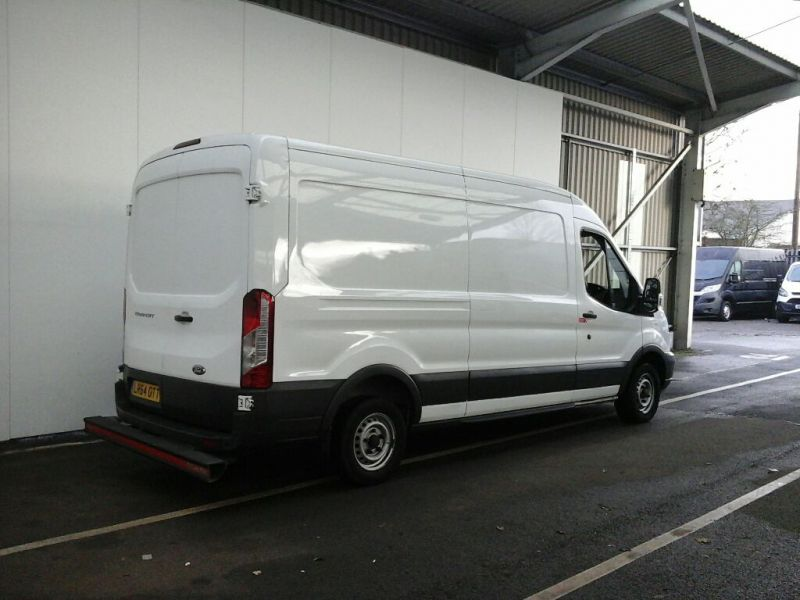 FORD TRANSIT 310 TDCI 100 L3 H2 LWB MEDIUM ROOF FWD - 8931 - 2