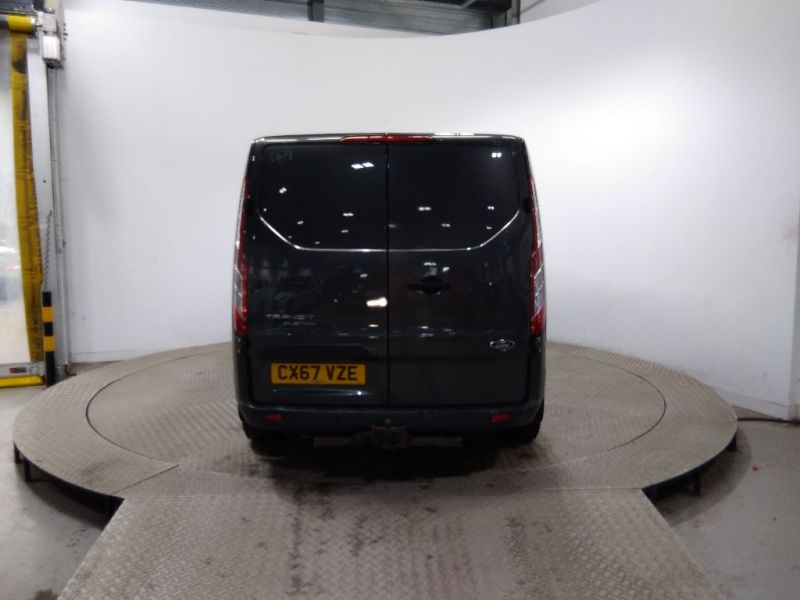 FORD TRANSIT CUSTOM 340 TDCI 170 L2H1 TREND LWB LOW ROOF FWD - 11564 - 4