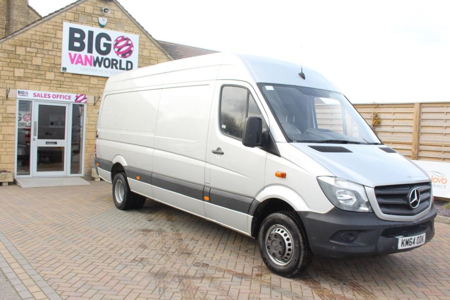 MERCEDES SPRINTER 513 CDI 129 LWB HIGH ROOF DRW - 8898 - 3