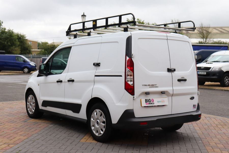 FORD TRANSIT CONNECT 200 TDCI 75 L1H1 TREND SWB LOW ROOF - 10938 - 8