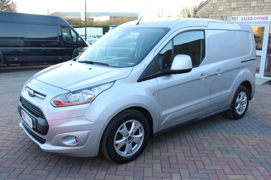 FORD TRANSIT CONNECT 200 TDCI 115 L1 H1 LIMITED SWB LOW ROOF - 7382 - 8