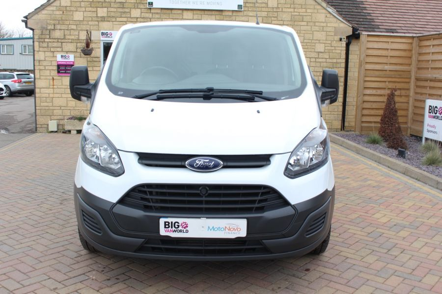 FORD TRANSIT CUSTOM 290 TDCI 100 L1 H1 SWB LOW ROOF FWD - 7201 - 9
