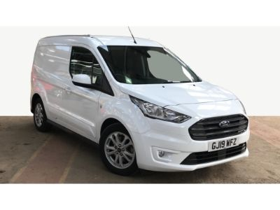 FORD TRANSIT CONNECT 200 TDCI 120 L1H1 LIMITED SWB LOW ROOF - 10914 - 1