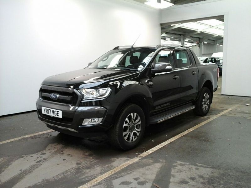 FORD RANGER WILDTRAK TDCI 200 4X4 DOUBLE CAB WITH ROLL'N'LOCK TOP - 9219 - 1