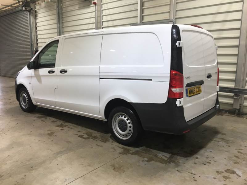 MERCEDES VITO 111 CDI 114 LWB LOW ROOF - 11070 - 6