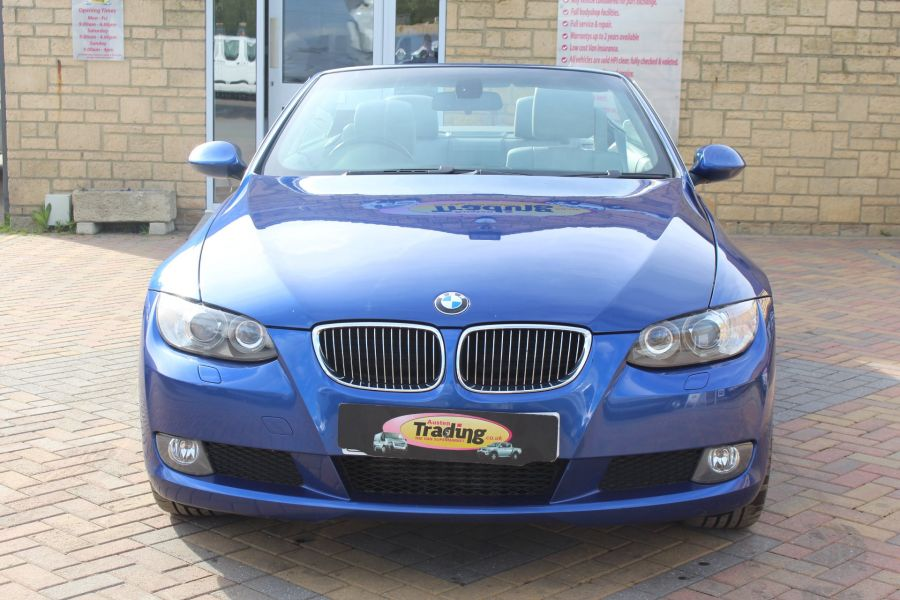 BMW 3 SERIES 330D SE AUTO CONVERTIBLE - 6042 - 16