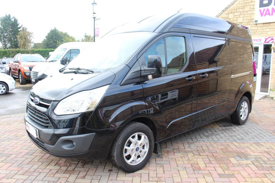FORD TRANSIT CUSTOM 290 TDCI 155 L2 H2 LIMITED LWB HIGH ROOF FWD - 6755 - 8