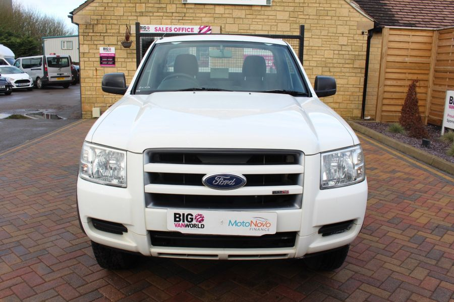FORD RANGER 4X4 TDCI REGULAR CAB ALLOY TIPPER - 7054 - 17