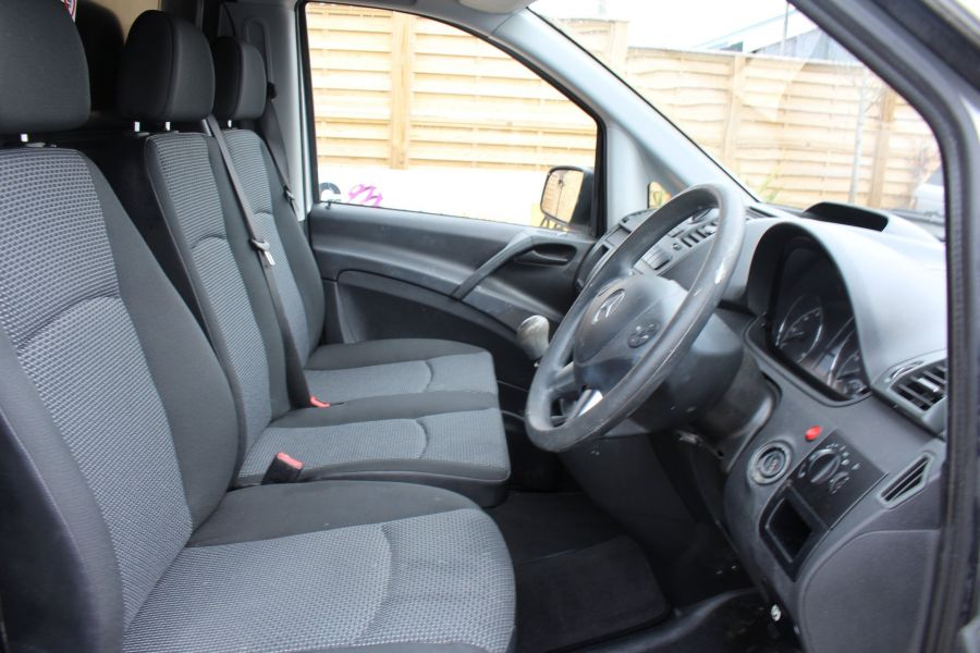 MERCEDES VITO 113 CDI 136 LWB LOW ROOF - 7671 - 11