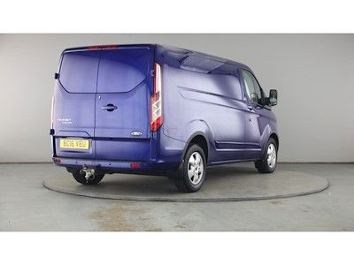 FORD TRANSIT CUSTOM 270 TDCI 125 L1H1 LIMITED SWB LOW ROOF - 11459 - 4
