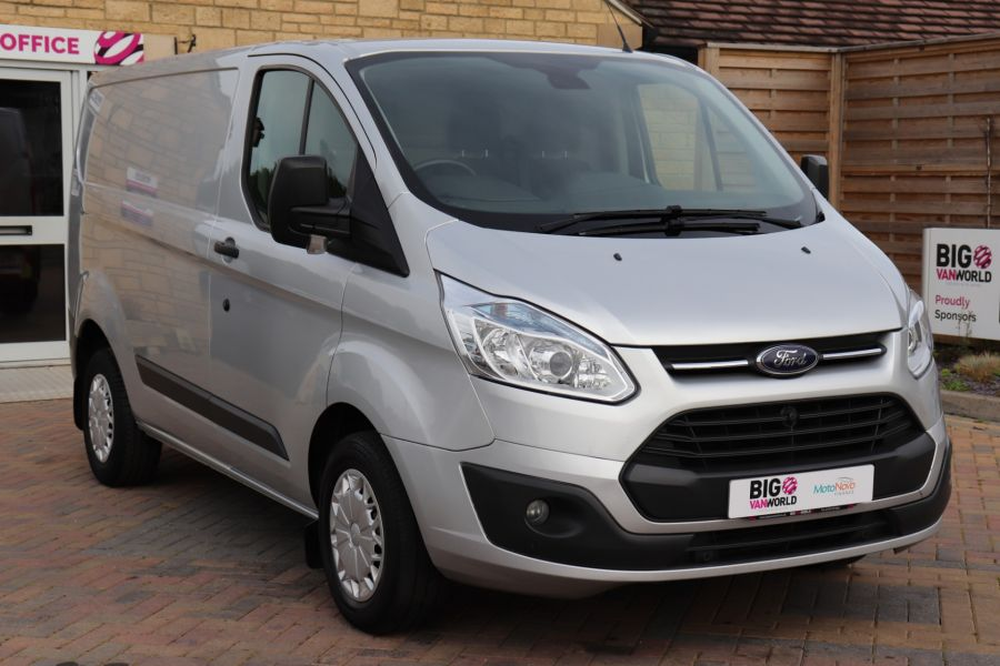 FORD TRANSIT CUSTOM 270 TDCI 100 L1 H1 TREND SWB LOW ROOF FWD - 9455 - 3