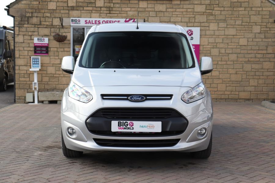 FORD TRANSIT CONNECT 200 TDCI 120 L1H1 LIMITED SWB LOW ROOF  (13867) - 12253 - 13