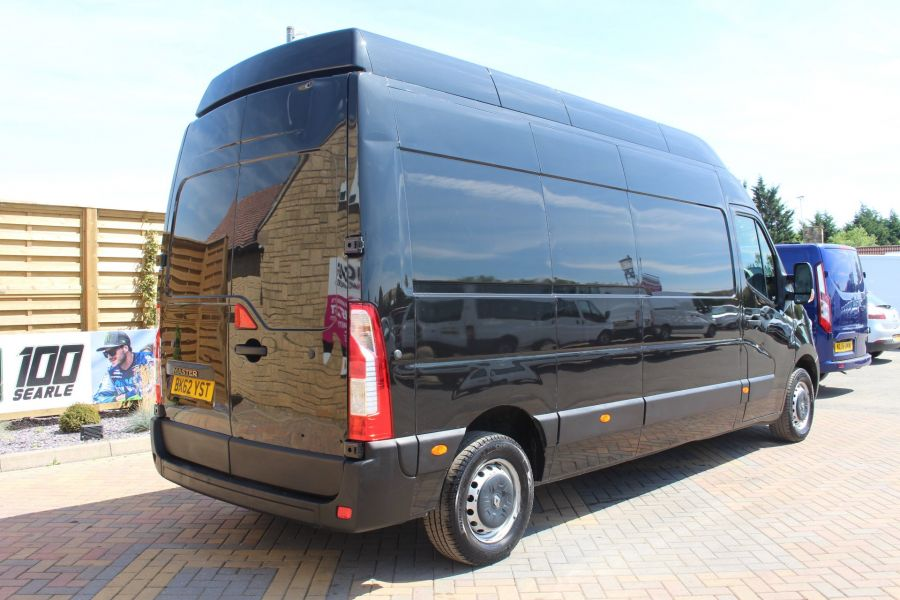 RENAULT MASTER LH35 DCI 150 LWB HIGH ROOF - 6401 - 4