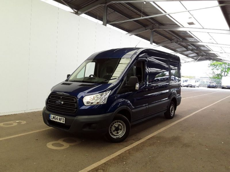 FORD TRANSIT 310 TDCI 100 L2H2 MWB MEDIUM ROOF FWD - 10763 - 1