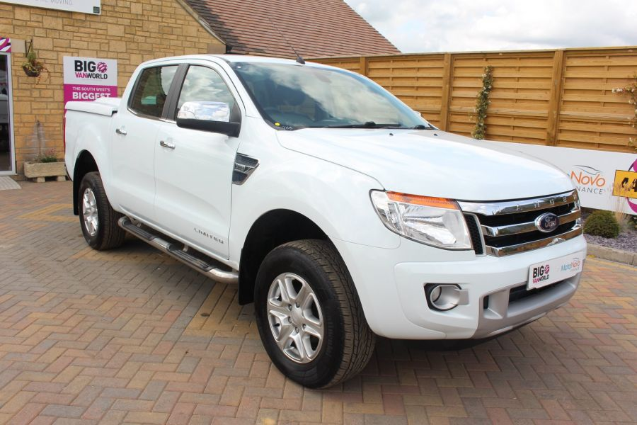 FORD RANGER 2.2 TDCI LIMITED 4X4 DOUBLE CAB WITH MOUNTAIN TOP - 6374 - 3