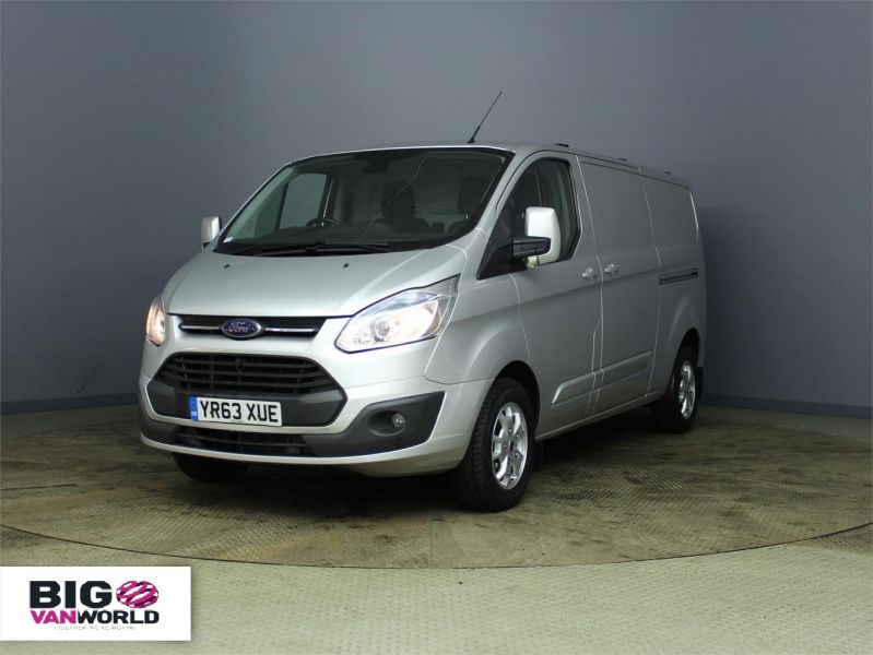 FORD TRANSIT CUSTOM 290 TDCI 155 LIMITED L2 H1 LWB LOW ROOF - 7230 - 6