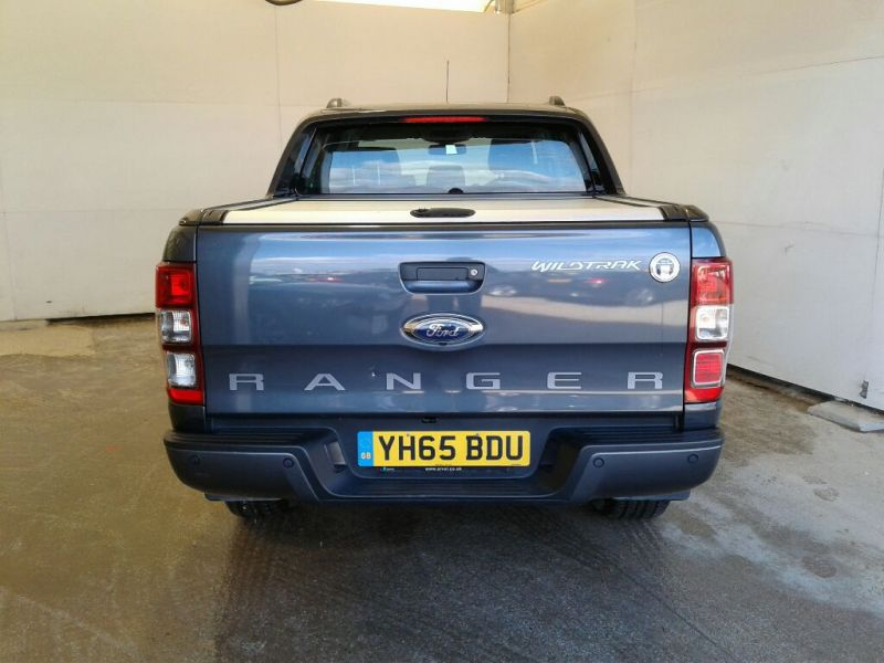 FORD RANGER WILDTRAK TDCI 200 4X4 DOUBLE CAB WITH ROLL'N'LOCK TOP - 10046 - 4