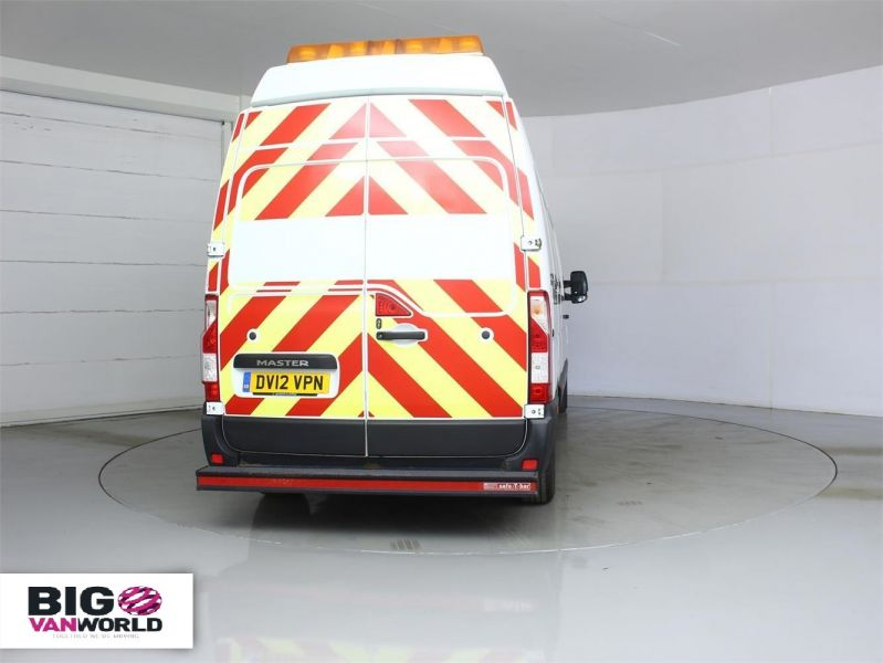 RENAULT MASTER LH35 DCI 125 L3 H3 LWB HIGH ROOF - 6651 - 3