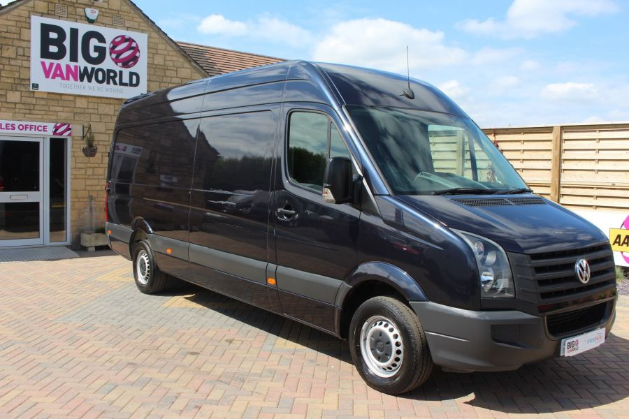 VOLKSWAGEN CRAFTER CR35 TDI 136 LWB HIGH ROOF - 7197 - 3