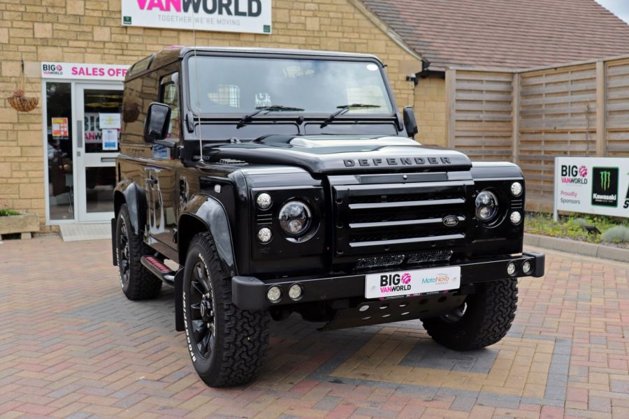 LAND ROVER DEFENDER 90 TD 122 XS URBAN TRUCK HARD TOP - 11096 - 4