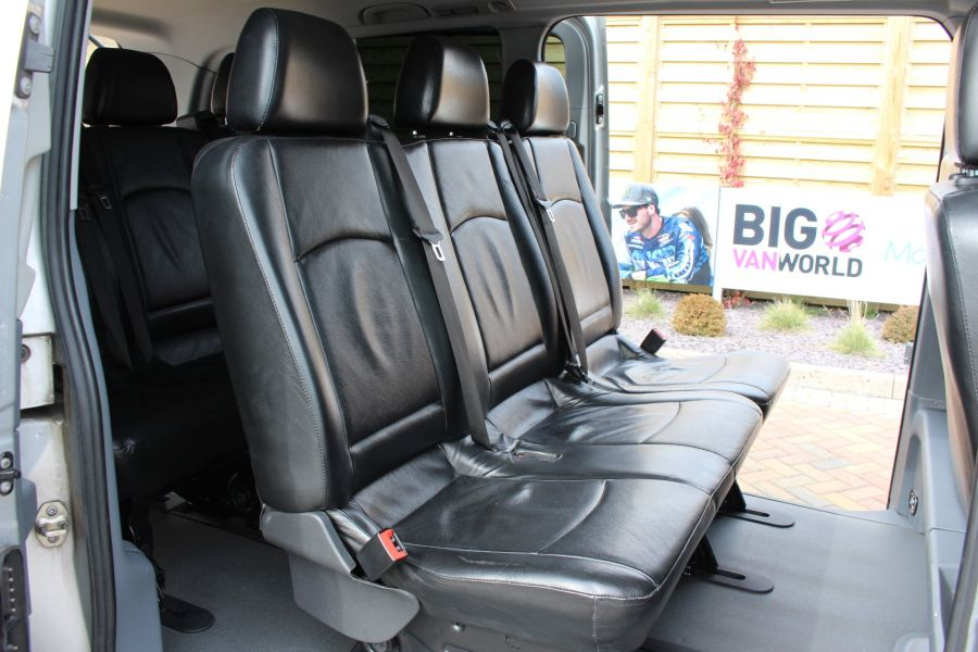 MERCEDES VITO 115 CDI EXTRA LONG 9 SEAT TRAVELINER - 7582 - 25