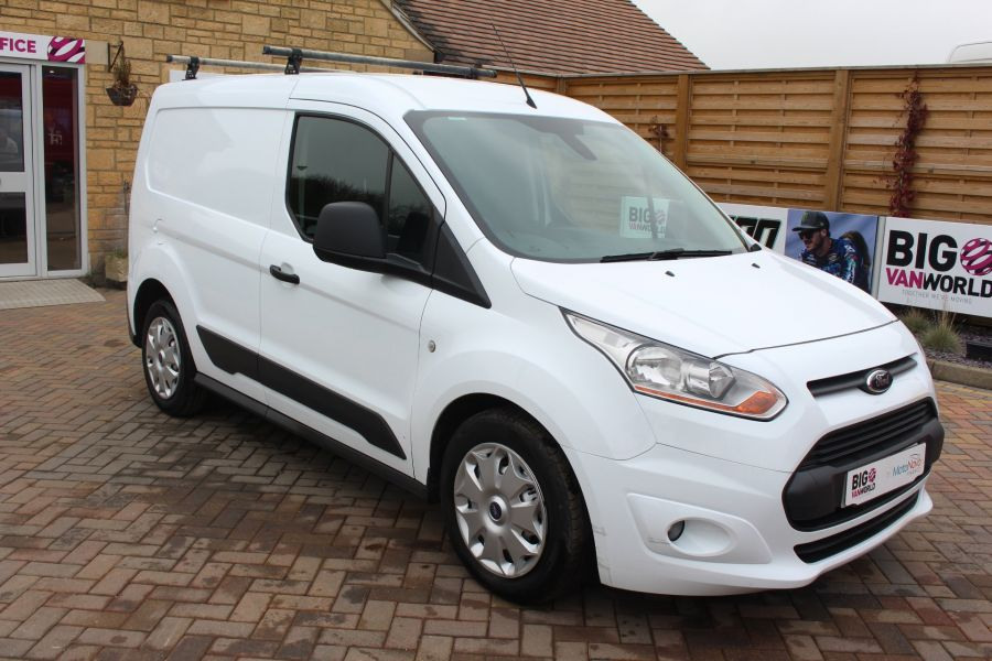 FORD TRANSIT CONNECT 200 TDCI 95 L1 H1 TREND SWB LOW ROOF - 6989 - 3