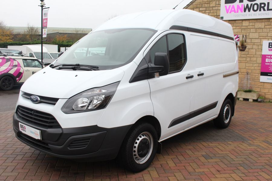 FORD TRANSIT CUSTOM 270 TDCI 100 L1 H2 SWB HIGH ROOF FWD - 6966 - 8