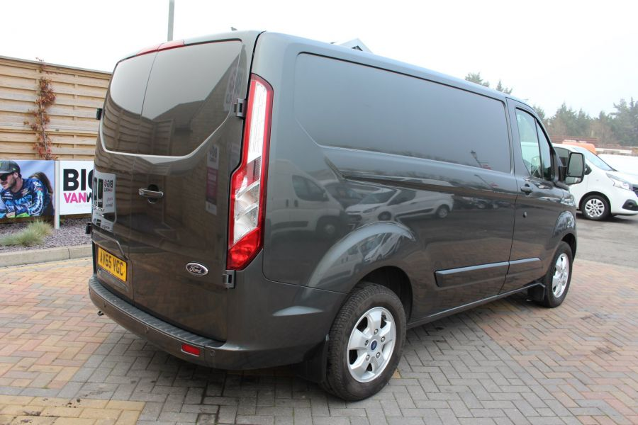 FORD TRANSIT CUSTOM 270 TDCI 125 L1 H1 LIMITED SWB LOW ROOF - 8050 - 5