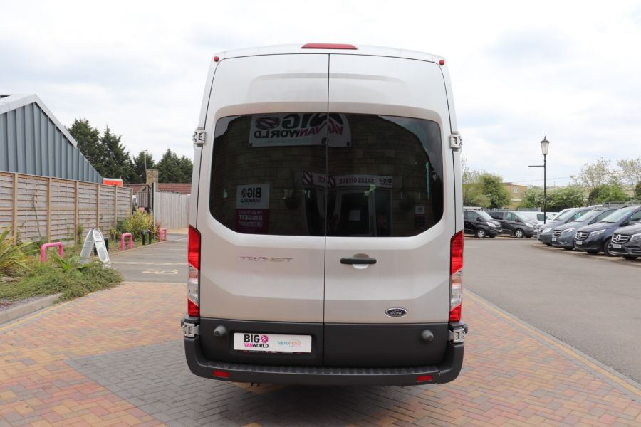 FORD TRANSIT 460 TDCI 155 L4H3 17 SEAT BUS HIGH ROOF DRW RWD - 11322 - 9