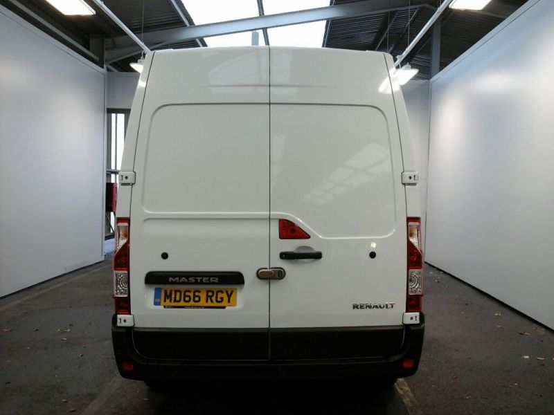 RENAULT MASTER LM35 DCI 130 BUSINESS LWB MEDIUM ROOF FWD - 8647 - 3