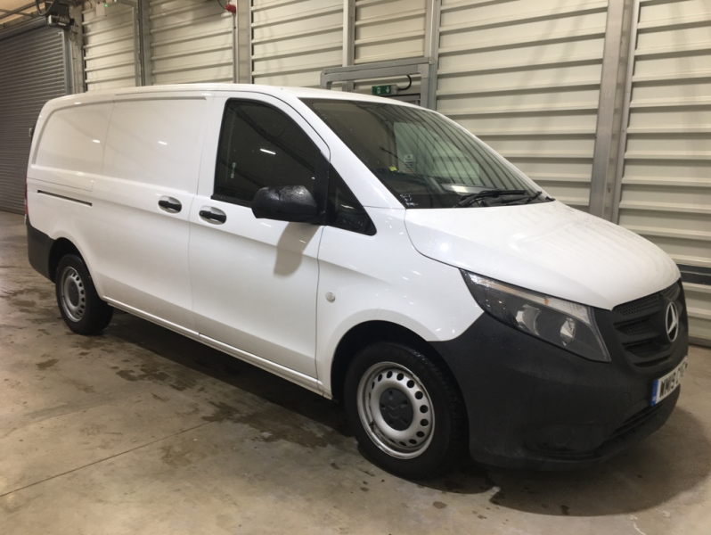 MERCEDES VITO 111 CDI 114 LWB LOW ROOF - 11070 - 1
