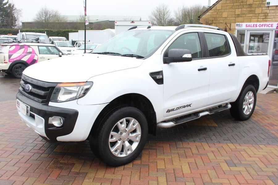 FORD RANGER WILDTRAK 4X4 TDCI 197 DOUBLE CAB - 7391 - 8