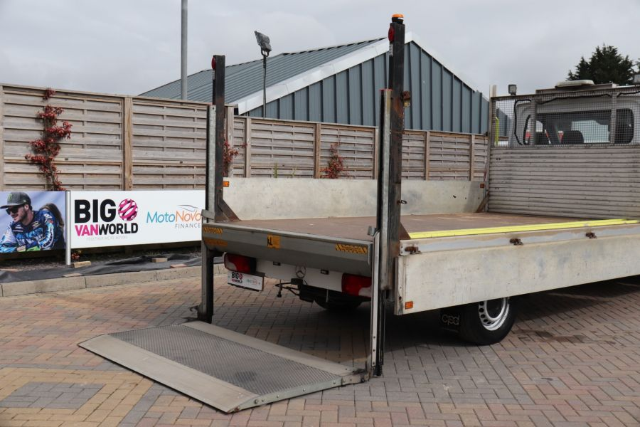 MERCEDES SPRINTER 314 CDI 140 LWB SINGLE CAB ALLOY DROPSIDE WITH TAIL LIFT  (14002) - 12361 - 4