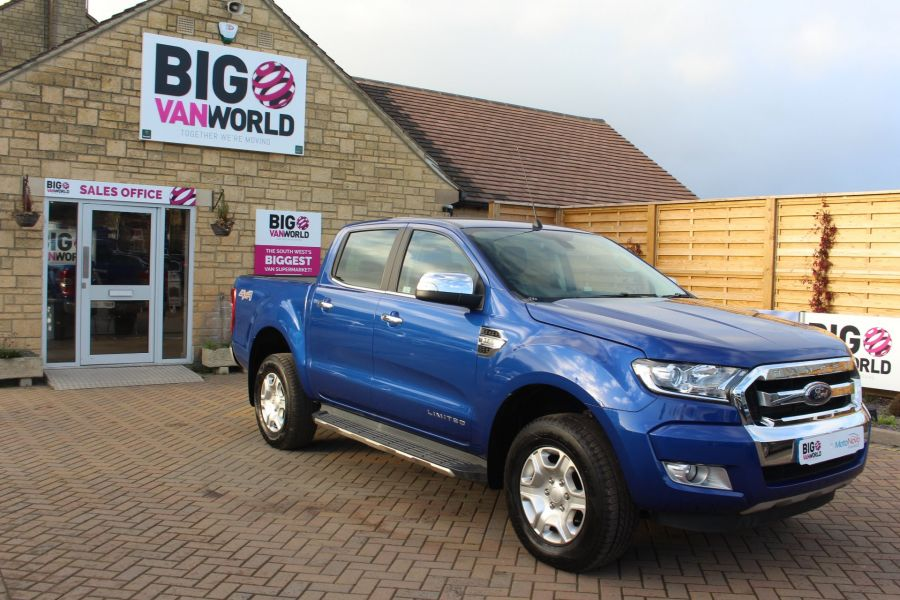 FORD RANGER TDCI 200 LIMITED 4X4 DOUBLE CAB - 6993 - 2