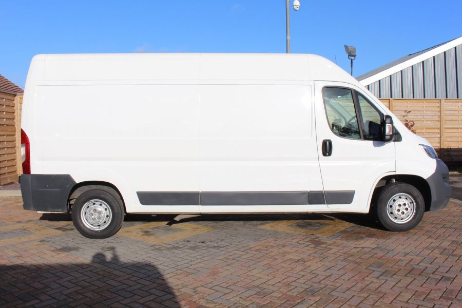 CITROEN RELAY 35 HDI 130 L3 H2 ENTERPRISE LWB MEDIUM ROOF - 8570 - 4
