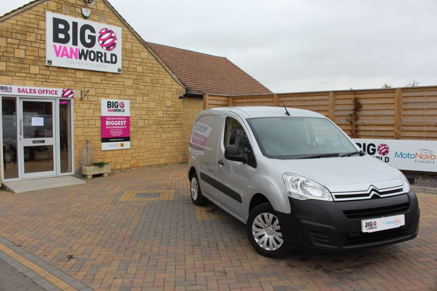 CITROEN BERLINGO 625 BLUEHDI 75 L1 H1 ENTERPRISE SWB LOW ROOF - 8535 - 2