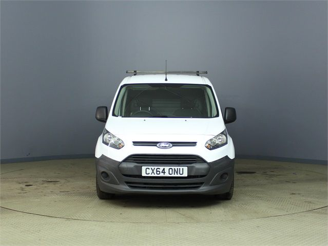 FORD TRANSIT CONNECT 210 TDCI 95 L2 H1 LWB LOW ROOF  - 6591 - 6