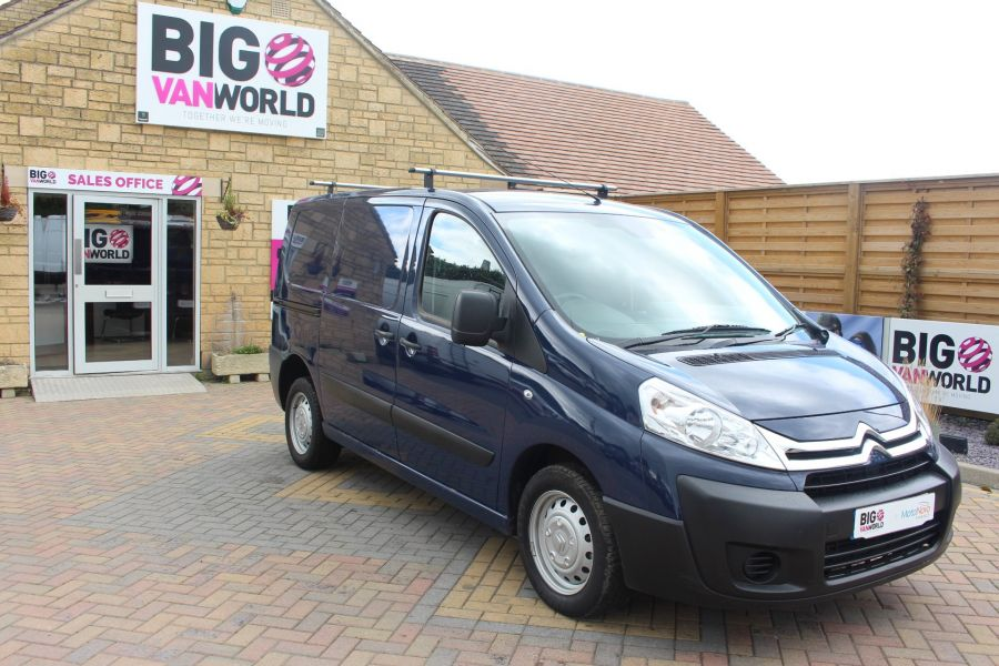 CITROEN DISPATCH 1000 HDI 90 L1 H1 ENTERPRISE SWB LOW ROOF - 6492 - 2