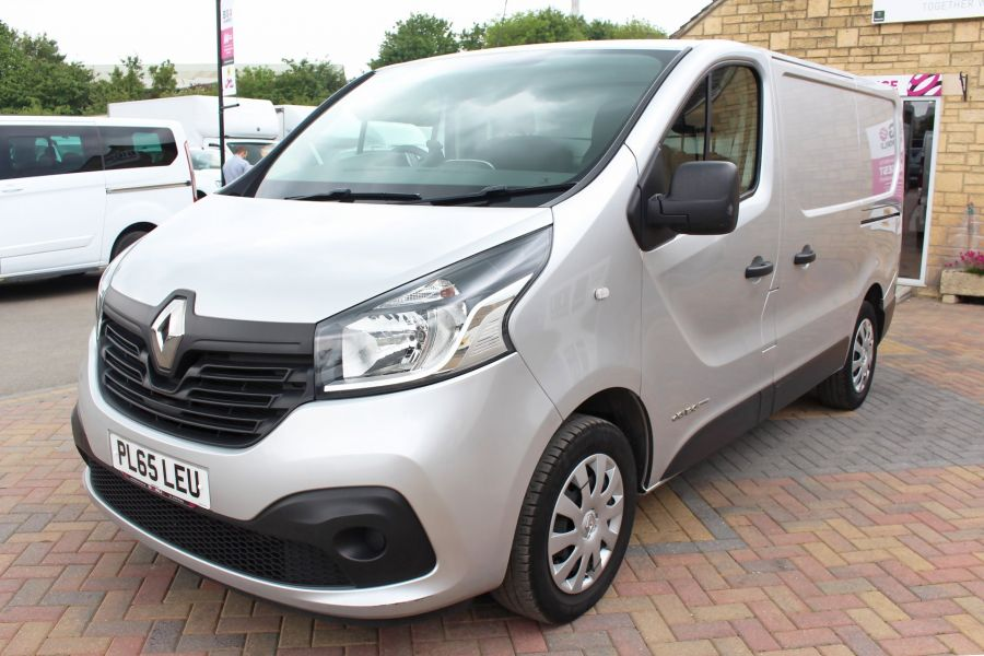 RENAULT TRAFIC SL27 DCI 120 BUSINESS PLUS ENERGY SWB LOW ROOF - 9258 - 8