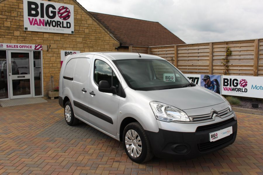CITROEN BERLINGO 725 HDI 90 X L2 H1 5 SEAT CREW VAN SWB LOW ROOF - 9173 - 3
