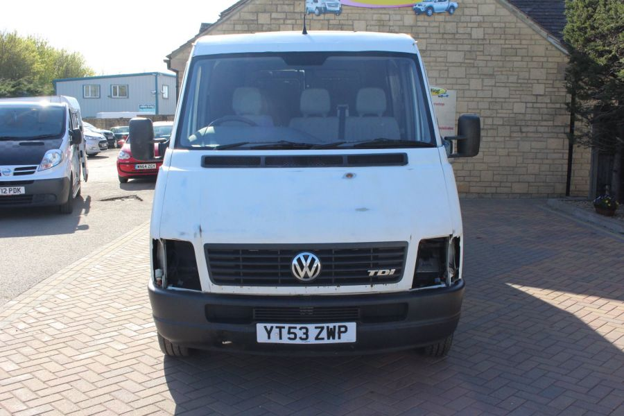 VOLKSWAGEN LT28  2.5TDI MWB LOW ROOF  - 1718 - 7