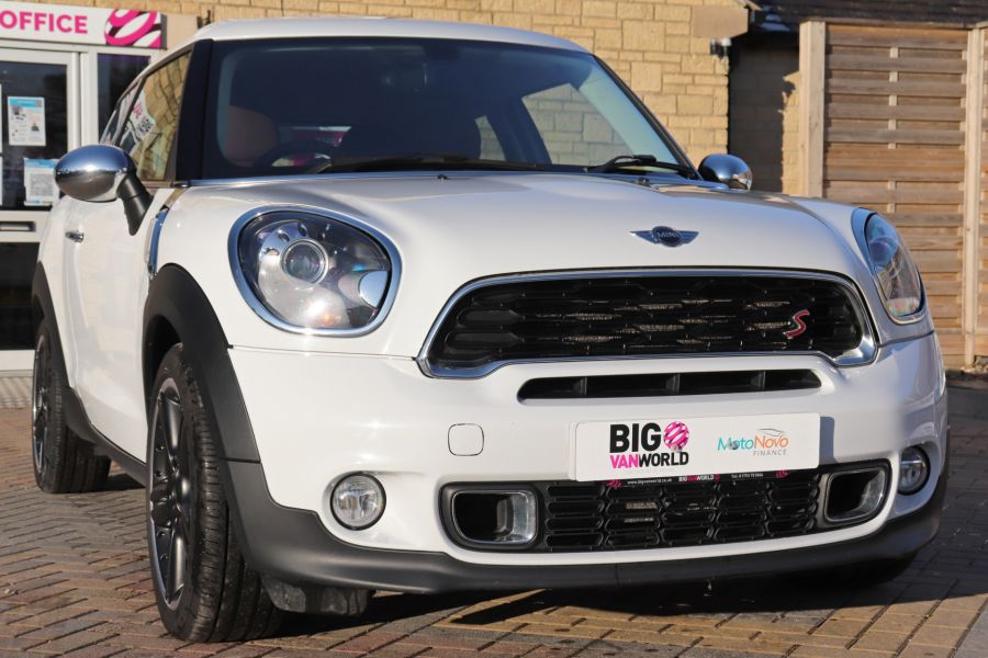 MINI PACEMAN COOPER 2.0 SD 143 ALL4 AUTO - 11657 - 54