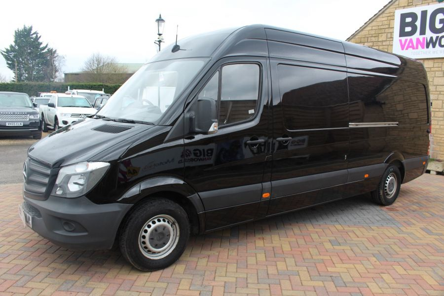 MERCEDES SPRINTER 313 CDI LWB HIGH ROOF - 7284 - 8