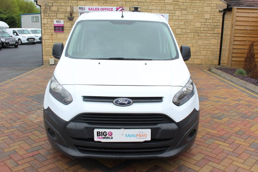 FORD TRANSIT CONNECT 240 TDCI 95 L2 H1 LWB LOW ROOF - 7393 - 9