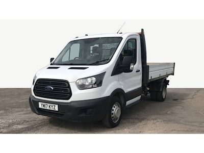 FORD TRANSIT 350 TDCI 130 L2 MWB SINGLE CAB 'ONE STOP' ALLOY TIPPER DRW RWD - 11162 - 6