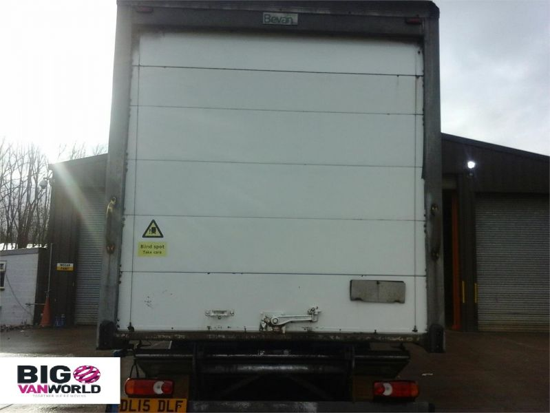 DAF TRUCKS LF LF 150 FA 20 FOOT BOX WITH TAIL LIFT  (13927) - 12205 - 4