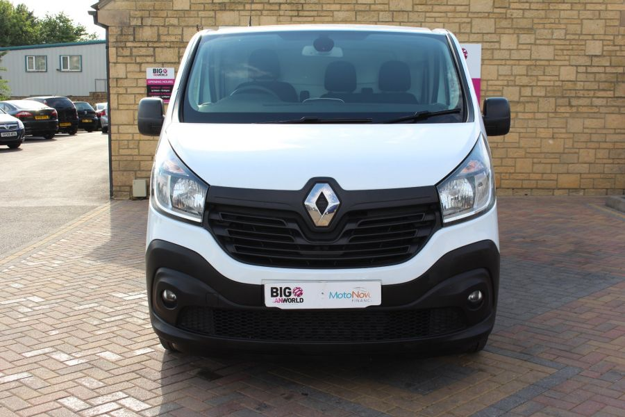 RENAULT TRAFIC SL27 DCI 120 BUSINESS ENERGY SWB LOW ROOF - 8861 - 10