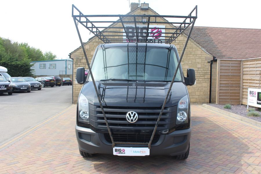 VOLKSWAGEN CRAFTER CR35 TDI 136 MWB STANDARD LOW ROOF - 9093 - 10